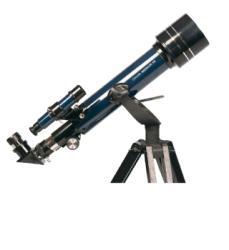 Danubia Teleskop Merkur 60A, D60/F910mm, Typ: Refraktor (Linsenteleskop)