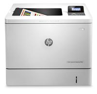 Hewlett-Packard HP M552dn, Farblaser Drucker, A4, 33 Seiten pro Minute, Drucken, Duplex und WLAN