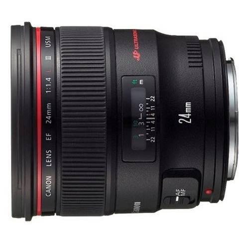 Canon EF - Weitwinkelobjektiv - 24 mm - f/1.4 L II USM - Canon EF