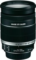 Canon EF-S - Zoomobjektiv - 18 mm - 200 mm - f/3.5-5.6 IS - Canon EF-S