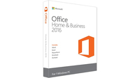 Microsoft® Office Home+Business 2016 Win All Lng. EuroZone Online Prod Key 1 Lic. Click to Run ESD NR , ESD Softw Dwnd incl. Act-Key