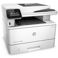 Hewlett-Packard HP LaserJet Pro MFP M426fdw, Schwarzweiss Laser Drucker, A4, 38 Seiten pro Minute, Drucken, Scannen, Kopieren, Fax, Duplex und WLAN