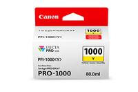 CANON Tinte gelb 80ml