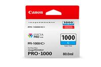 CANON Tinte cyan 80ml