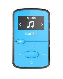 SanDisk Clip Jam 8 GB + Radio + microSD Slot - blue