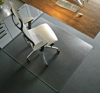 Bodenschutzmatten für Teppichböden