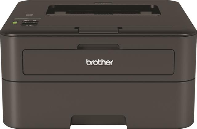 Brother HL-L2365DW, Schwarzweiss Laser Drucker, A4, 30 Seiten pro Minute, Drucken, Duplex und WLAN