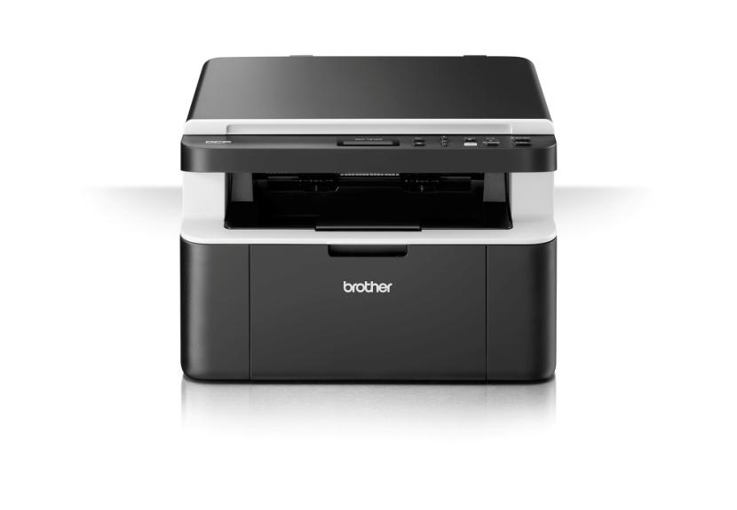 Brother DCP-1612W, Schwarzweiss Laser Drucker, A4, 20 Seiten pro Minute, Drucken, Scannen, Kopieren, WLAN