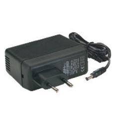 KD2520 Steckernetzteil AC/DC, stabilisiert,100- 240V, 9-24V, 1-1.5A,