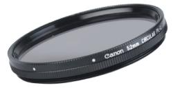 Canon Zirkularpolfilter Filter 52mm,