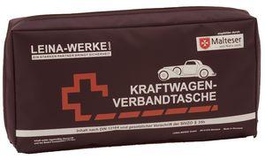 LEINA KFZ-Verbandtasche Elegance, Inhalt DIN 13164, schwarz