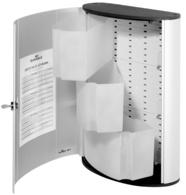 DURABLE FIRST AID BOX L, Design-Erste-Hilfe-Kasten, silber