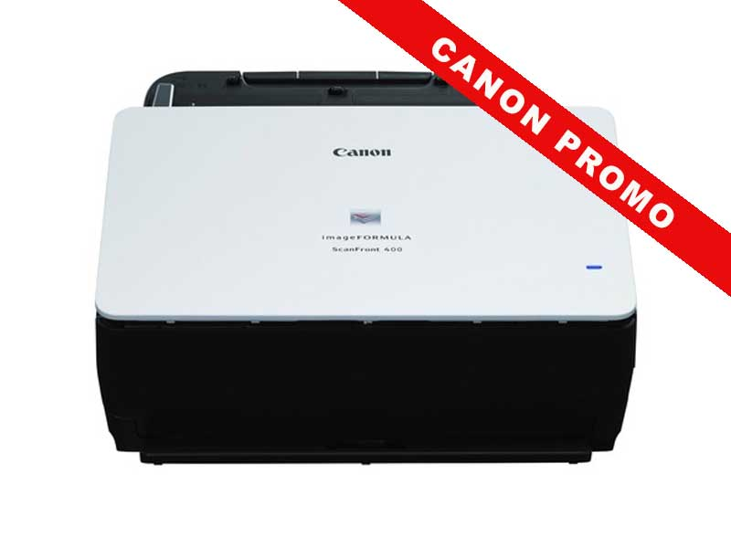 SCANFRONT 400 A4, ADF, CMOS CIS, RGB LED, 600 x 600DPI, 45ppm, Duplex, Ethernet,USB 2.0, touchscreen, 40W  NMS