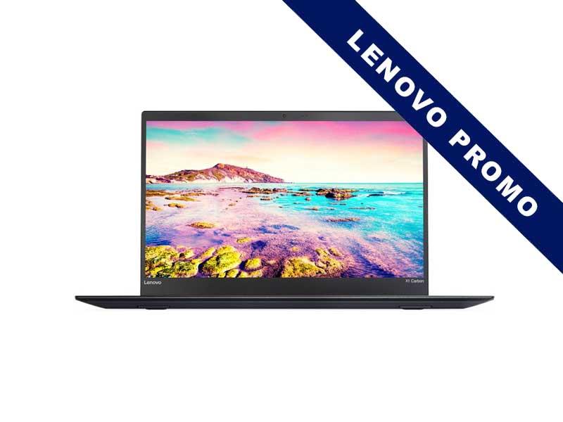 Lenovo Notebook ThinkPad X1 Carbon, Intel Core i5-7200U, 8GB DDR3 RAM, 256GB SSD, 14 Zoll, 1920 x 1080 Pixel, Windows 10 Pro