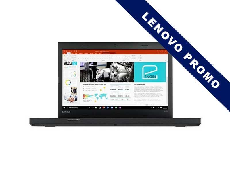 Lenovo ThinkPad L470, Intel Core i7 7500U, 8GB DDR4 RAM, 256GB SSD, 14 Zoll, 1920 x 1080 Pixel, Windows 10 Pro