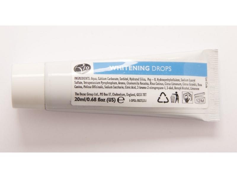 Rio Polierpaste zu Dental Polisher DPOL3, Wirkung: Entfernt sanft Verfärbungen, Zielgruppe: Erwachsene, zu Dental Polisher DPOL3
