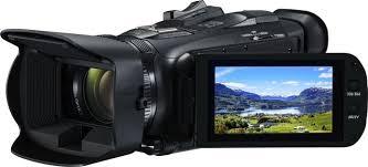 Canon Videokamera HF G26, Widerstandsfähigkeit: Keine, Bildschirmdiagonale: 3 \