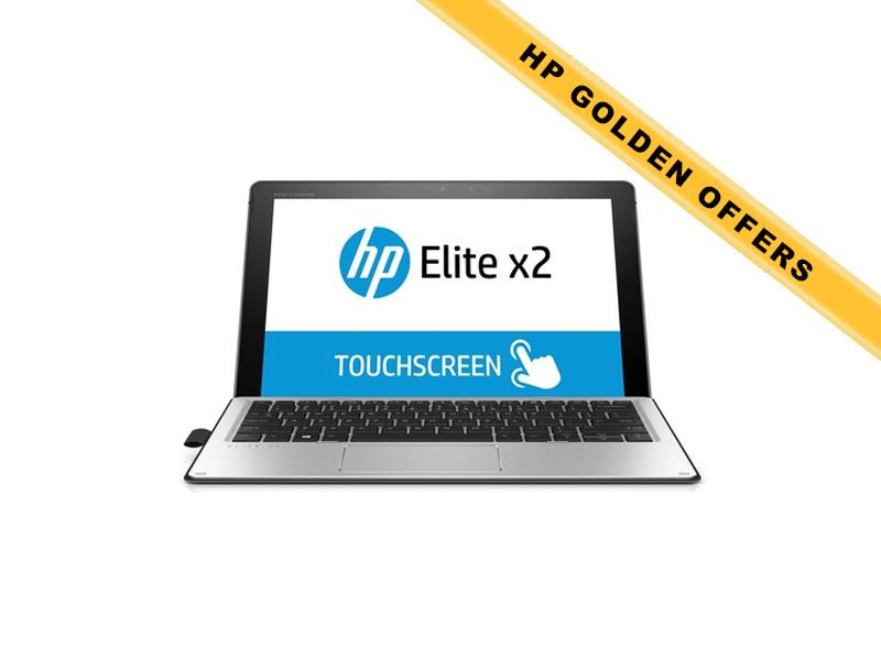 Hewlett-Packard HP Notebook Elite x2 1012 G2, Intel Core i5-7200U, 8GB RAM, 256GB SSD, 12.3 Zoll, 2736 x1824 Pixel, Windows 10 Pro