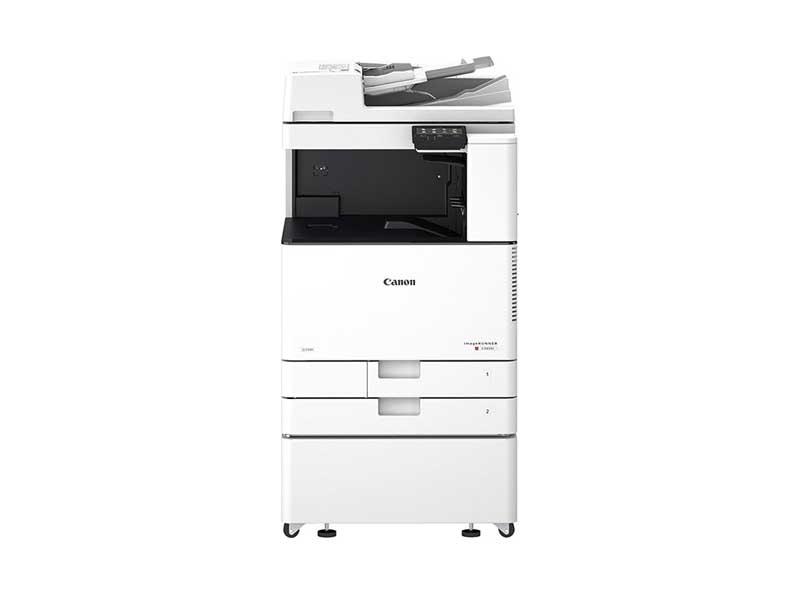 CANON imageRUNNER C3025i MFP Basic, Farblaser Drucker, A3, 25 Seiten pro Minute, Drucken, Scannen, Kopieren