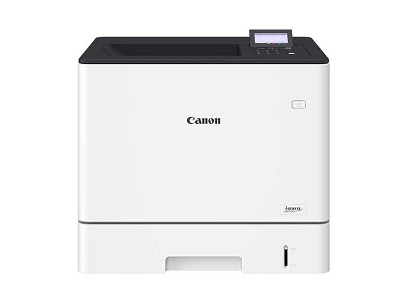 Canon I-SENSYS LBP712CX, Farblaser Drucker, A4, 38 Seiten pro Minute, Drucken, Duplex