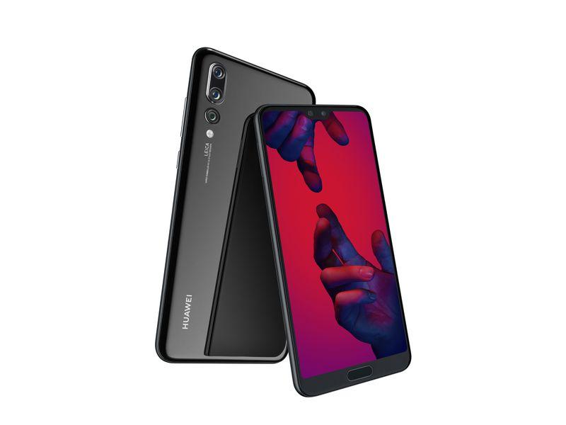 Huawei P20 Pro Black, Bildschirmdiagonale: 6.1 \
