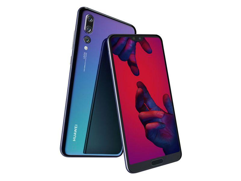Huawei P20 Pro Twilight, Bildschirmdiagonale: 6.1 \