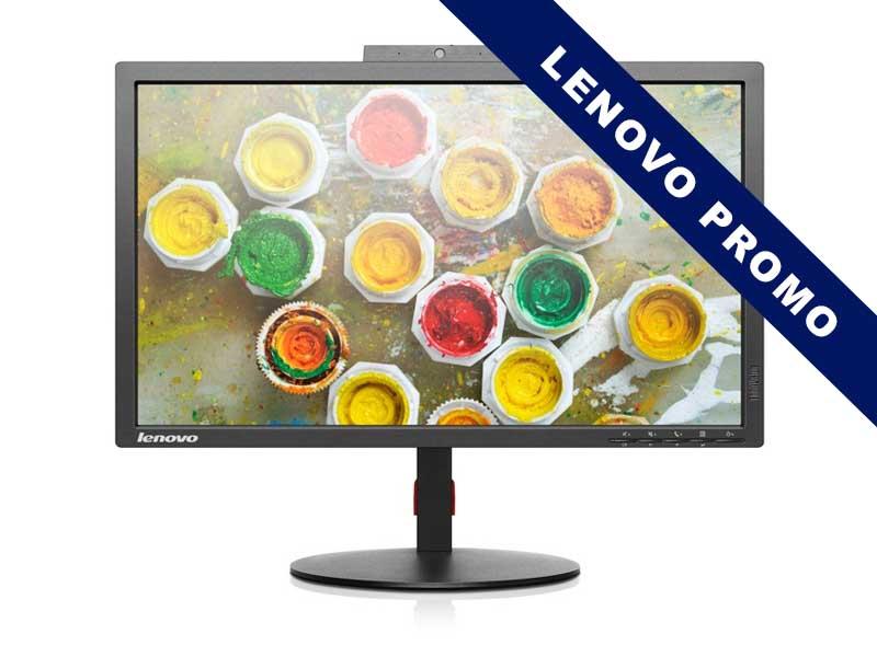 Lenovo ThinkVision T2224z, 21.5 Zoll LED, 1920 x 1080 Pixel Full HD, 16:9, VGA HDMI USB, Schwarz