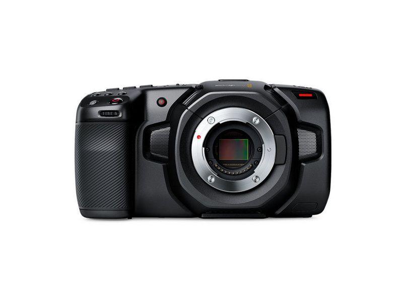 Blackmagic Design Videokamera Pocket Cinema Camera 4K, Widerstandsfähigkeit: Keine, Bildschirmdiagonale: 5 \
