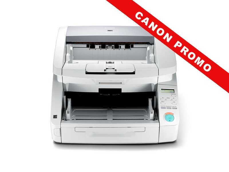 Canon Dokumentenscanner DR-G1130 Verbindungsmöglichkeiten: USB, Scanner Funktionen: Duplex-Vorlagenwechsler (D-ADF), Maximales Scanformat: A3, Scangeschwindigkeit Max.: 130 Seiten, Empfohlenes Tagesvolumen: 30000 Seiten, ADF Kapazität: 500 Seiten