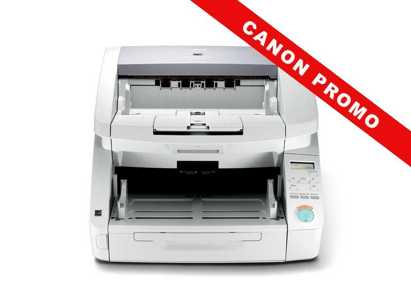 Canon DR-G1100 Dokumentenscanner Verbindungsmöglichkeiten: USB, Scanner Funktionen: Duplex-Vorlagenwechsler (D-ADF), Maximales Scanformat: A3, Scangeschwindigkeit Max.: 100 Seiten, Empfohlenes Tagesvolumen: 25000 Seiten, ADF Kapazität: 500 Seiten, IS