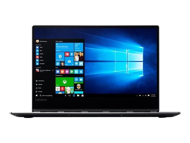 Lenovo Notebook Yoga 910-13 Gunmetal Grau, Intel Core i5-7200U, 8GB RAM, 256GB SSD, 13.9 Zoll, 1920 x 1080 Pixel, Windows 10 Home