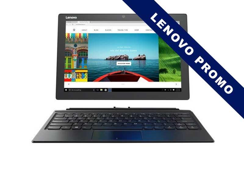 Lenovo Miix 510-12IKB 80XE, Intel Core i5 7200U, 8GB DDR4 RAM, 256GB SSD, 12.2 Zoll, 1920 x 1200 Pixel, Windows 10 Pro