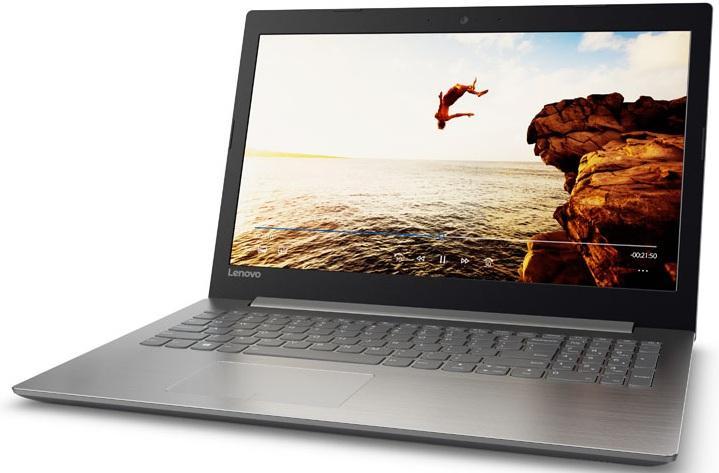 Lenovo Notebook Idea 320-15, Intel Core i7-7500U, 8GB DDR4 RAM, 256GB SSD, 15.6 Zoll, 1920 x 1080 Pixel, Windows 10 Home