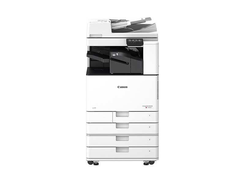CANON imageRUNNER C3025i MFP Perfor., Farblaser Drucker, A3, 25 Seiten pro Minute, Drucken, Scannen, Kopieren