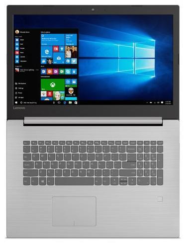 Lenovo Notebook Idea 320-17, Intel Core i5-8250U, 8GB DDR4 RAM, 1TB HDD + 128GB SSD, 17.3 Zoll, 1600 x 900 Pixel, Windows 10 Home