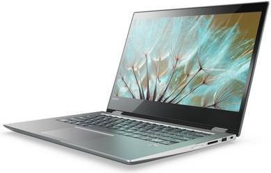 Lenovo Notebook Yoga 520-14, Intel Core i5-8250U, 8GB DDR4 RAM, 256GB SSD, 14 Zoll, 1920 x 1080 Pixel, Windows 10 Home