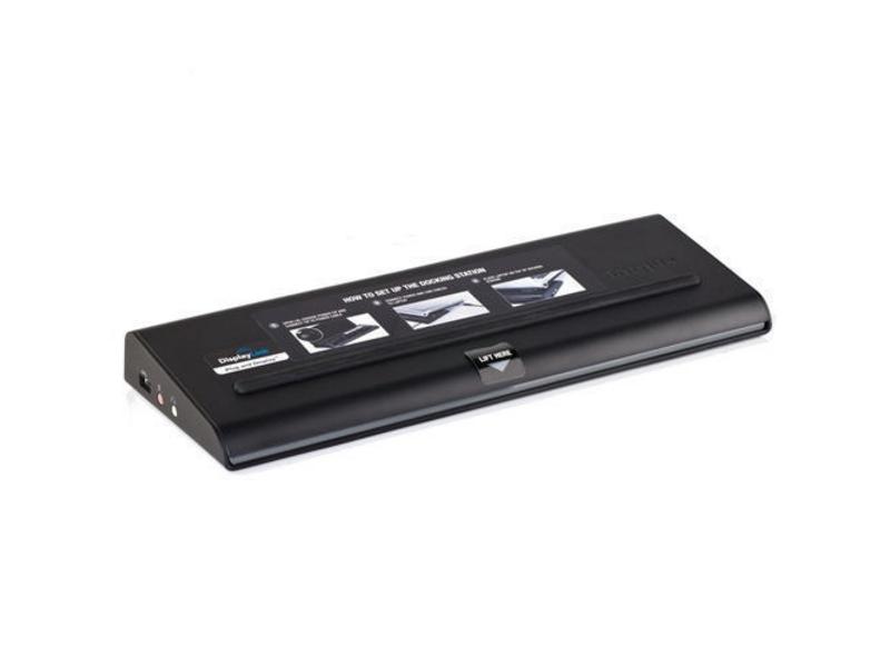 Targus Dockingstation Universal USB 3.0, Ladefunktion, Dockinganschluss: USB, Kompatible Hersteller: Universal, Aufladen des Notebooks, 2k auf 2 Bildschirmen