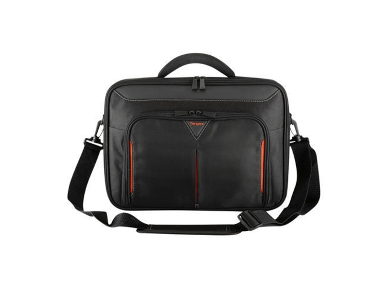 Targus Notebook Tasche Classic+ Taschenart: Aktentasche, Tragemöglichkeit: Handgriff, Schultergurt, Farbe: Schwarz, Bildschirmdiagonale: 15.6 \
