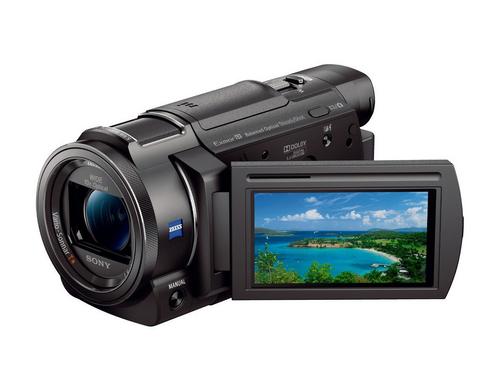 Sony Videokamera FDR-AX33B, Widerstandsfähigkeit: Keine, Bildschirmdiagonale: 3 \