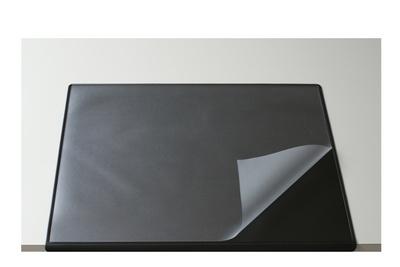 Läufer Schreibunterlage DURELLA Flexoplan DS, schwarz