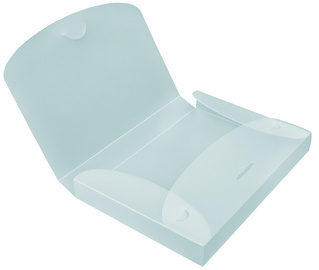 Heftbox Trend, aus PP - DIN A5, natur-transparent