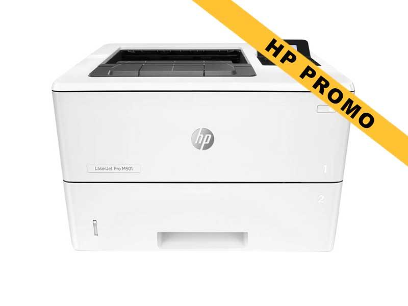 Hewlett-Packard HP Pro M501DN, Schwarzweiss Laser Drucker, A4, 43 Seiten pro Minute, Drucken, Duplex