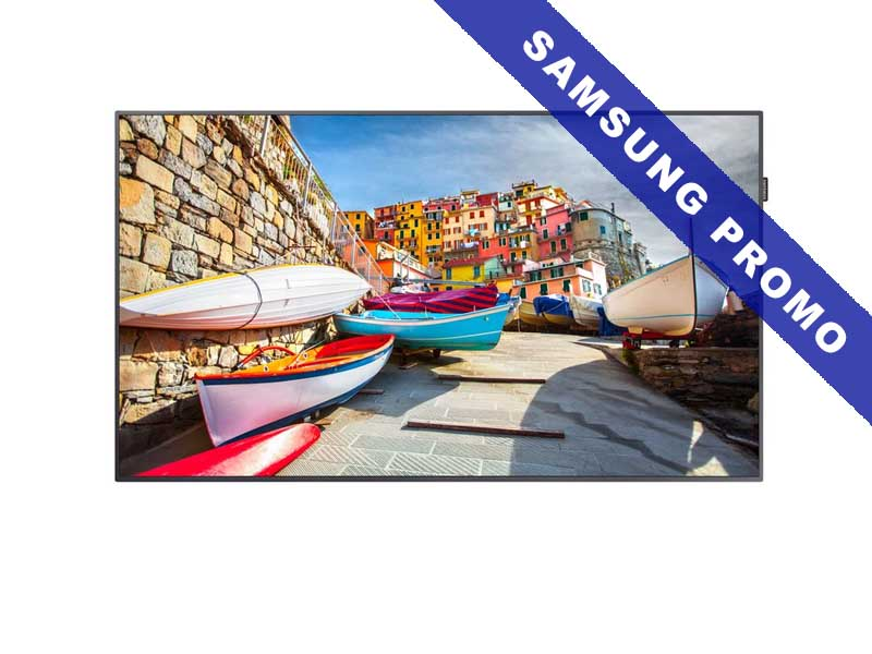 SAMSUNG PM55H 55 inch LED 1920 x 1080 500cdm 24/7