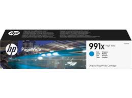 HP Toner/991X HY Original PageWide CY