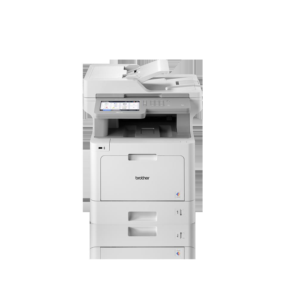 Brother MFC-L9570CDWT, Farblaser Drucker, A4, 30 Seiten pro Minute, Drucken, Scannen, Kopieren, Fax, Duplex