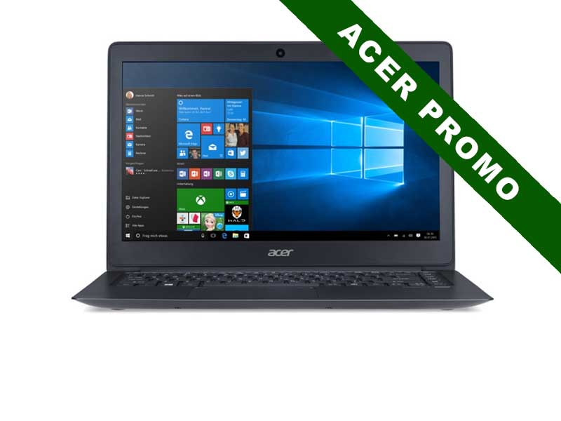 Acer Notebook TravelMate X349-M, Intel Core i5-7200U, 8GB DDR4 RAM, 256GB SSD, 14 Zoll, 1920 x 1080 Pixel, Windows 10 Pro