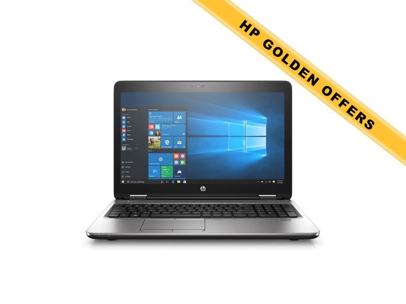 Hewlett-Packard HP Notebook ProBook 650 G3 Z2W43EA, Intel Core i5-7200U, 16GB DDR4 RAM, 512GB SSD, 15.6 Zoll, 1920 x 1080 Pixel, Windows 10 Pro