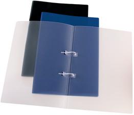 Schnellhefter, DIN A4, aus PP, natur-transparent