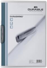 Klemmhefter DURASWING, DIN A4, transparent