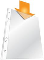 Prospekthülle, DIN A5, PP, glasklar, 0,06 mm